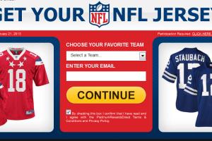 Free NFL Jersey