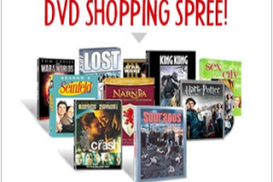 Win a $1500 DVD Shopping Spree