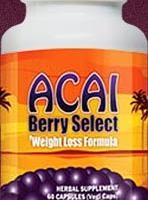 Acai Berry Select Review